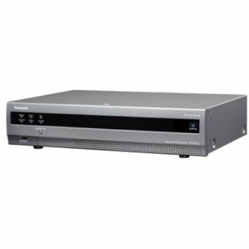 Panasonic i-Pro WJ-NV200-9CH 9 channel network video recorder with up to 6TB storage