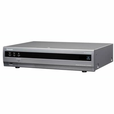 Panasonic i-Pro WJ-NV200-24CH 24 channel network video recorder with up to 6TB storage