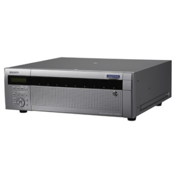 Panasonic i-Pro WJ-ND400/1000 64 Channel Network Video Recorder with 1000GB storage
