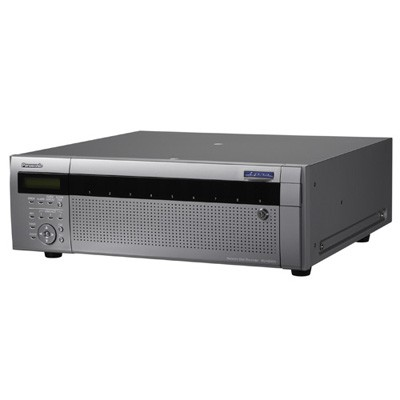 Panasonic i-Pro WJ-ND400 64 channel network video recorder with up to 54TB of storage