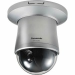 Panasonic i-Pro WV-SC386 indoor HD 720p, pan/tilt/zoom IP camera with 36x optical zoom, true day/night and SD recording