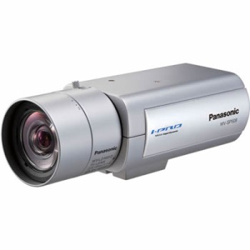 Panasonic i-Pro WV-SP508 indoor IP security camera with HD 1080p, 3.1 megapixel sensor and face detection technology