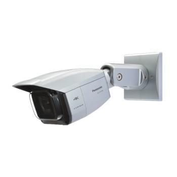 Panasonic WV-SPV781L outdoor 4K vandal-resistant fixed box IP camera, 30m IR, varifocal lens and SD storage