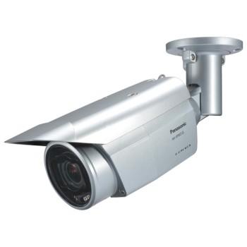 Panasonic WV-SPW312L outdoor HD 720p bullet IP camera, 30m IR night vision, SD recording and Smart Coding