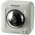 Panasonic i-Pro WV-ST162 indoor IP camera with pan/tilt, wide dynamic range and face detection