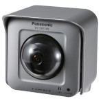 Panasonic WV-SW174W outdoor-ready wireless IP camera with pan/tilt, WPS, HD 720p video, 2-way audio, face detection