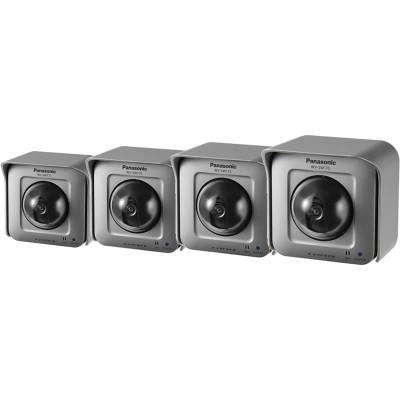 Panasonic i-Pro WV-SW175 outdoor pan/tilt IP security camera HD 720p - 4 pack