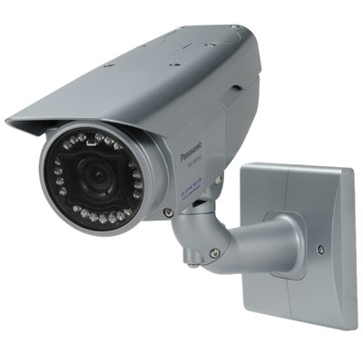 Panasonic i-Pro WV-SW316L outdoor HD 720p IP camera with 15m infrared night vision, face detection and auto back focus