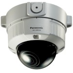 Panasonic i-Pro WV-SW559 outdoor, vandal-resistant HD 1080p network camera with true day/night, face detection, 2-way audio