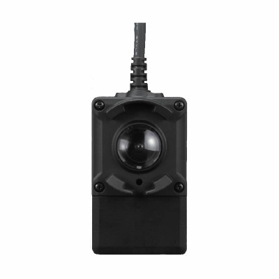 Panasonic WV-TW310 wearable body-worn battery operated and rechargeable camera with HD 720p, 180° view and SD recording