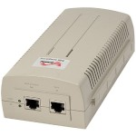 Microsemi PD-9001GR/AC PoE+ midspan 30W 802.3at, 1-port