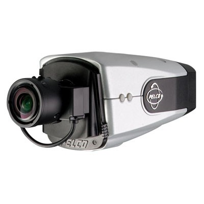 Pelco IX10-DN 1.3 Megapixel network camera with H.264, day/night switching and on-camera SD recording, PoE