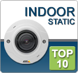 TOP 10 fixed IP cameras for indoor use
