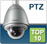 TOP 10 PTZ IP cameras for professional use