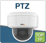 TOP PTZ IP camera for professional use