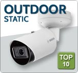 TOP 10 fixed IP cameras for outdoor use