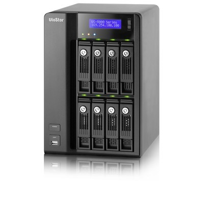 QNAP Viostor VS-8032 Network Video Recorder with 32 channels and up to 16TB storage