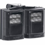 Raytec Vario i2-2 double infrared illuminator with Adaptive Illumination up to 180° and a maximum of 120m distance