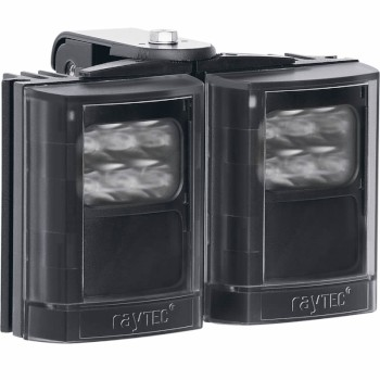 Raytec Vario i2-2 double infrared illuminator with Adaptive Illumination up to 180° and a maximum of 120m distance