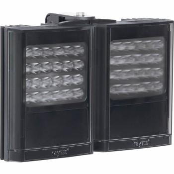 Raytec Vario i8-2 double infrared LED illuminator with Adaptive Illumination up to 180° and a maximum of 310m distance