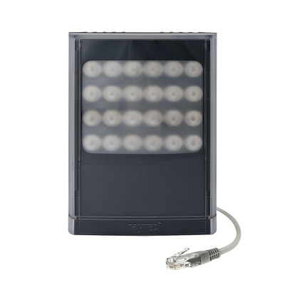 Raytec Vario2 IP PoE i8-1 network infrared LED illuminator with up to 120° beam angle and a maximum of 350m distance