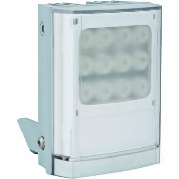 Raytec Vario w4-1 white-light LED illuminator with Adaptive Illumination up to 120° and a maximum of 90m distance