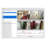 SecuritySpy video surveillance monitoring and recording for the Mac - 32 camera licence