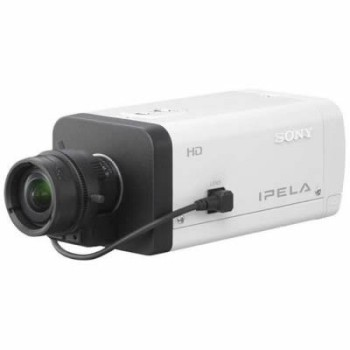 Sony SNC-CH140 indoor, HD 720p, fixed IP camera with View DR, XDNR, day/night function, H.264, PoE