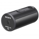 Sony SNC-CH210 indoor, HD 1080p, fixed IP security camera with built-in motion detection, H.264, PoE