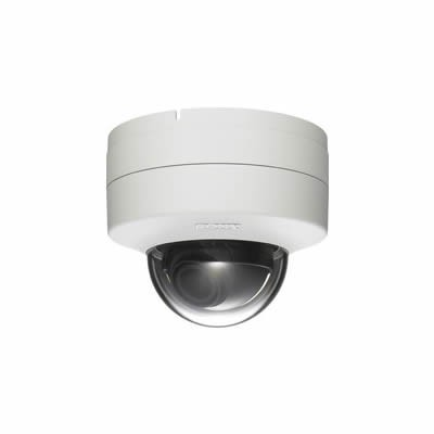 Sony SNC-DH120T indoor, HD 720p, fixed IP security camera with vandal-resistant casing, H.264, PoE