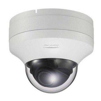 Sony SNC-DH240 indoor, HD 1080p, fixed dome IP camera with day/night function, View DR, XDNR, H.264, PoE