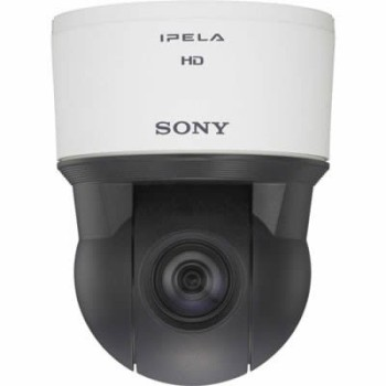 Sony SNC-ER580 indoor HD1080p Rapid Dome IP camera with endless 360 degree panning range and DEPA analytics