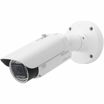 Sony SNC-VB632D outdoor bullet IP camera with HD 1080p (60 fps), dual infrared (30m) & white light (5m) LED system