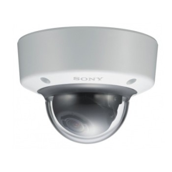 Sony SNC-VM631 indoor vandal-proof minidome IP camera with 60fps frame rate at 1080p, IPELA EX engine, View-DR, DEPA