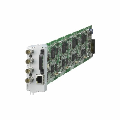 Sony SNT-EP154 4-port blade network video encoder with XDNR, Visibility Enhancer (VE) and H.264