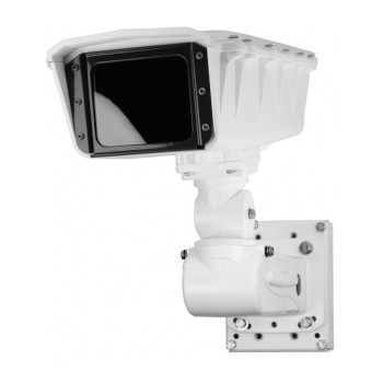 Sony UNI-E2DG8 outdoor-ready housing for use with the Sony SNC-VB770 4K Ultra HD box IP camera