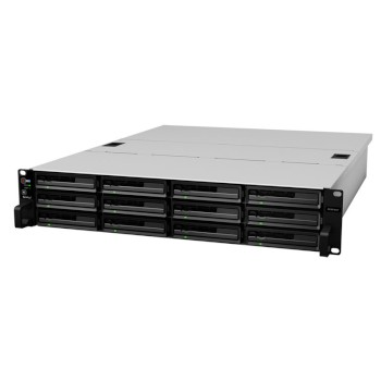Synology RS3614xs+ RackStation network attached storage (NAS) device, 12-bay, up to 96TB storage