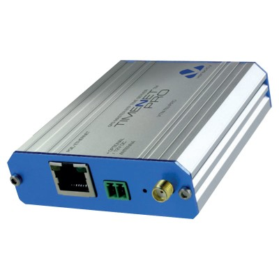Veracity Timenet Pro VTN-TN-PRO GPS-based NTP server with PoE support