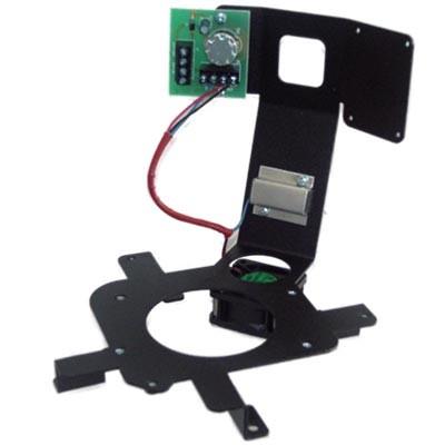 Videotec ODBH24H249 Camera mt adaptor 24VAC for Axis 231D+/232D+