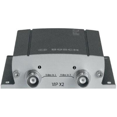 Bosch VIP-X2 compact video encoder – 2 port