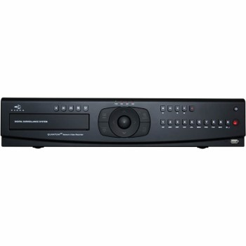 Vista QNVR-16P network video recorder with 16 channels and up to 16TB storage, full HD 1080p and Linux-embedded