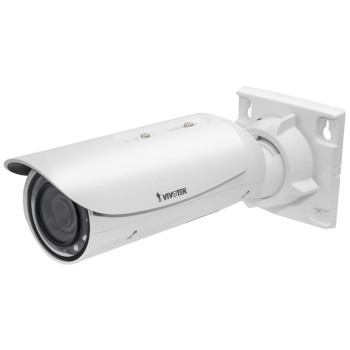 Vivotek IB8367-T outdoor bullet IP camera with 2MP resolution, 30m IR night-vision, low light technology and remote focus