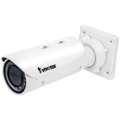 Vivotek IB836BA-HF3 outdoor bullet IP camera with 2MP resolution, 30m Smart IR night-vision, WDR and low light technology