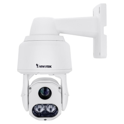 Vivotek SD9364-EHL Outdoor PTZ speed dome IP camera with HD 1080p, 360° pan, 30x optical zoom, WDR Pro and 150m of IR