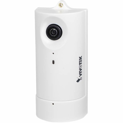 Vivotek CC8130 indoor compact 1 megapixel IP camera with 180° panoramic view, H.264 and PoE