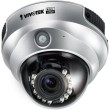 Vivotek FD7132 indoor day/night fixed dome network camera with integrated 15m infrared lighting, PIR sensor and 2-way audio