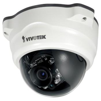 Vivotek FD8134V outdoor IP camera with 10m infrared night vision, 1 megapixel, H.264 and edge storage