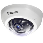 Vivotek FD8136 indoor ultra-compact 1 megapixel IP camera with H.264, MicroSD storage and PoE