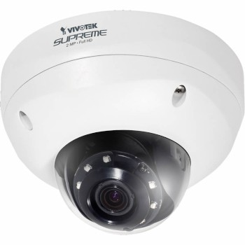 Vivotek FD8363 outdoor vandal-proof fixed dome IP camera with HD 1080p, 15m IR lights, Smart Focus and SD storage