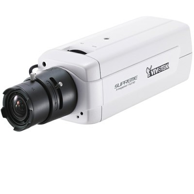 Vivotek IP8162P indoor day/night HD 1080p network camera with WDR, Focus Assist, PoE and SD card storage
